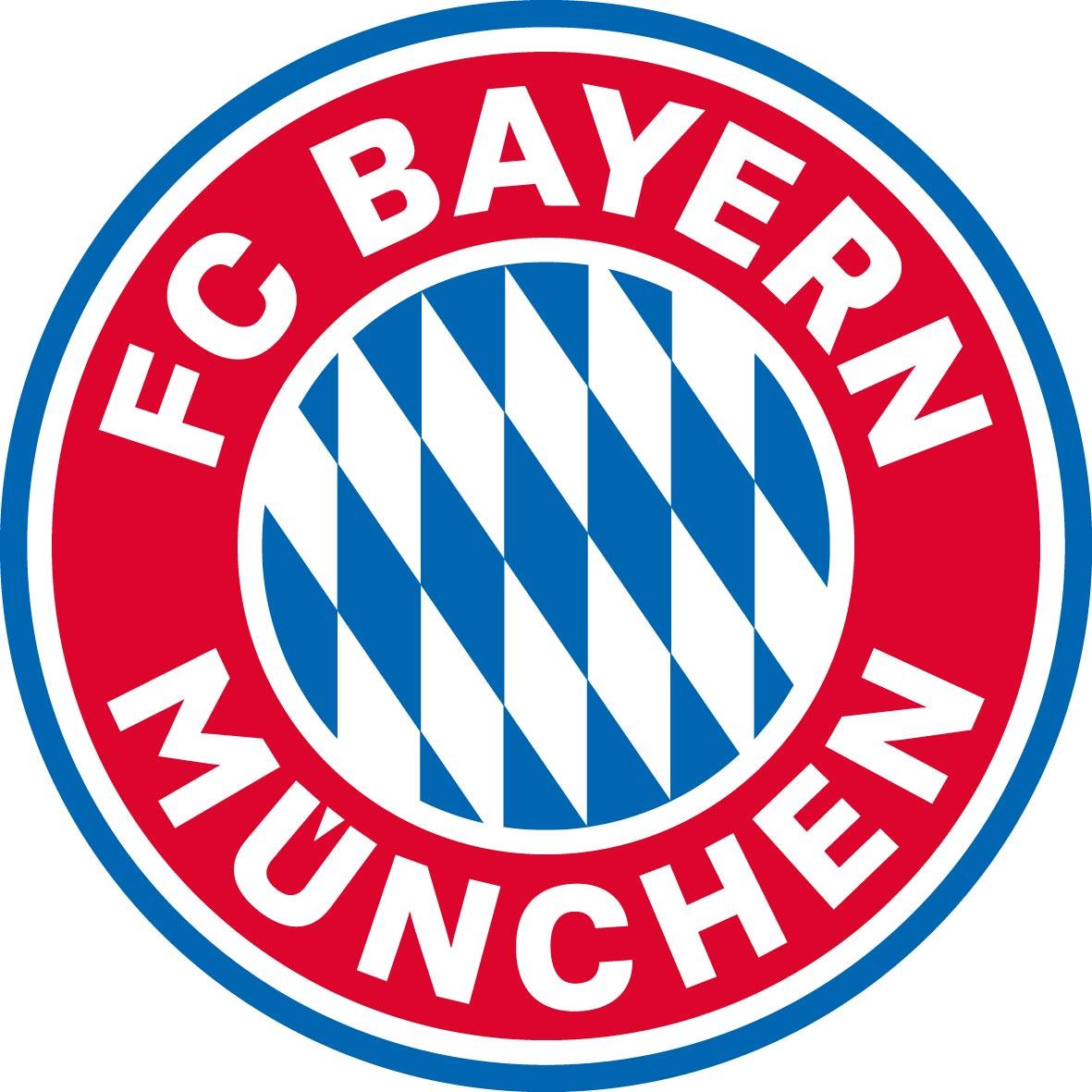 Neues Logo des FC Bayern München