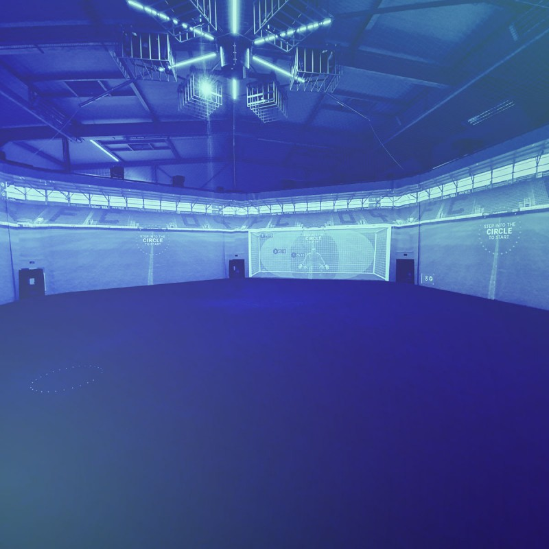 Home Corporate - Image of the skills.lab Arena in Ingolstadt