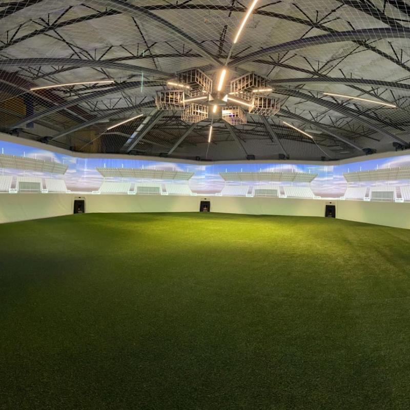 skills.lab Arena in Kalifornien eröffnet 1