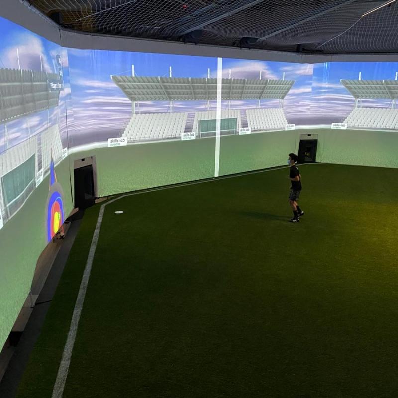 skills.lab Arena in Kalifornien eröffnet