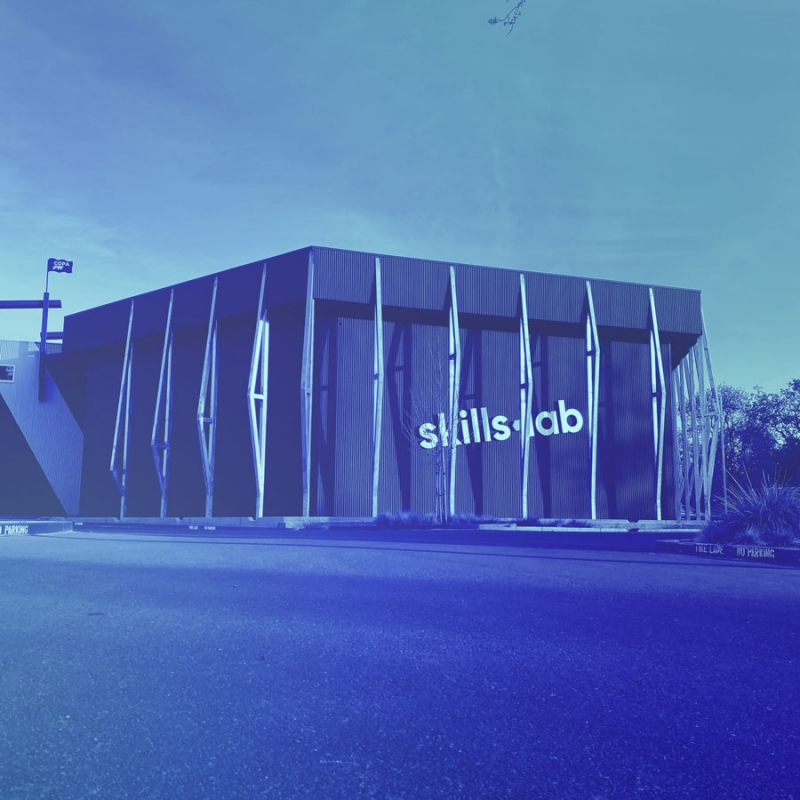 Home Corporate - Image of the skills.lab Arena in Walnut Creek, California