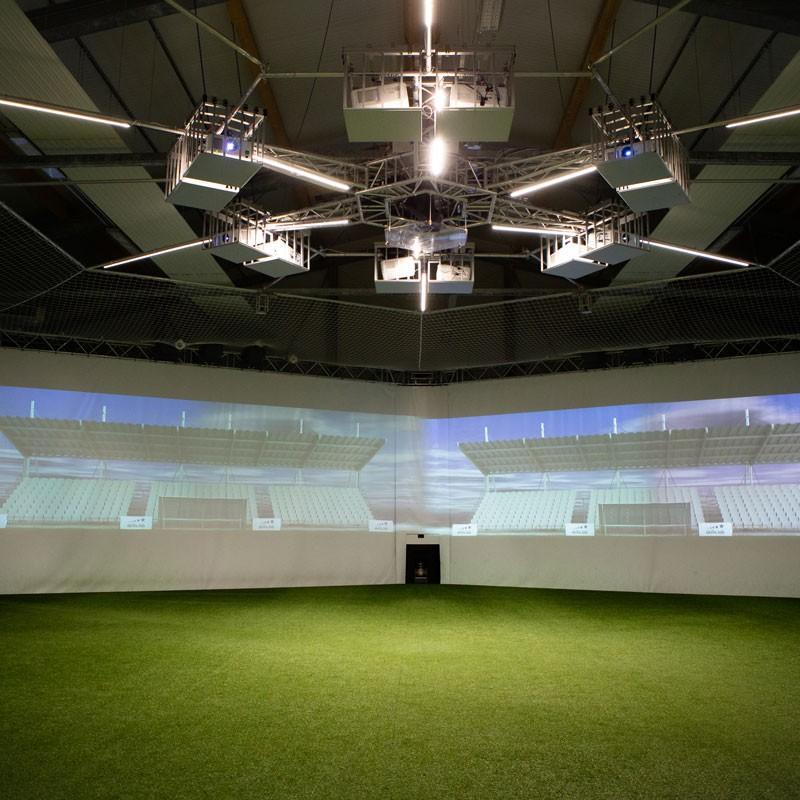 skills.lab & FC Bayern Munich - Image showing the skills.lab Arena in Wundschuh